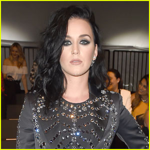 Katy Perry Shares Cheeky Photo While Bike Riding in France