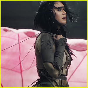 Katy Perry Drops Second 'Rise' Music Video Trailer - Watch Now!