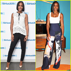Kelly Rowland Rocks New Bob Haircut At Ben's Beginners Cooking Contest Launch!