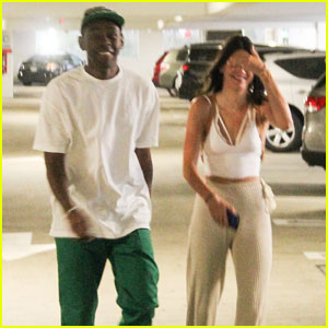 Kendall Jenner Grabs Dinner With Tyler the Creator