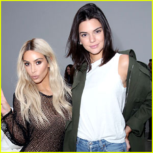 Kendall Jenner Is Banned from Uber, Kim Kardashian Claims