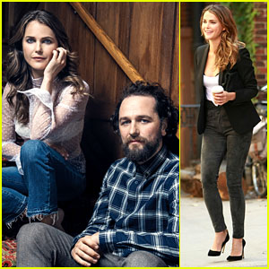 Keri Russell & Matthew Rhys Discuss Graphic 'The Americans' Love Scenes