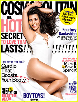 Kourtney Kardashian Weighs in on Kim & Kanye West's Taylor Swift Feud