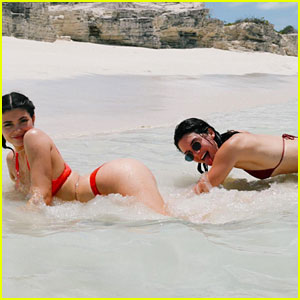 Kendall & Kylie Jenner Stayed at the Most Amazing Airbnb in Turks & Caicos!