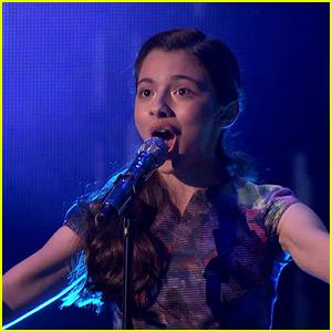 America's Got Talent's Teenage Opera Singer Laura Bretan Wows with 'Pie Jesu' (Video)