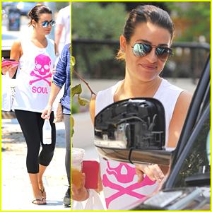 Lea Michele Wishes 'Scream Queens' Keke Palmer a Happy Birthday