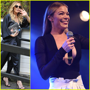 LeAnn Rimes Says Eddie Cibrian's Kids Have Always Been 'Super Respectful' Of Her