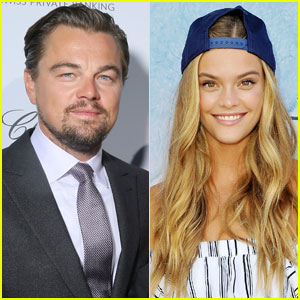Leonardo DiCaprio & Nina Agdal Get in Minor Fender Bender