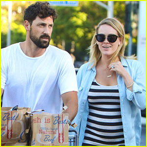 Maksim Chmerkovskiy & Peta Murgatroyd Are Expecting a Baby Boy!