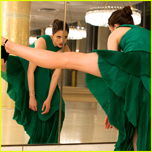 Margaret Qualley Can't Help But Dance in Spike Jonze's Kenzo Short Film!