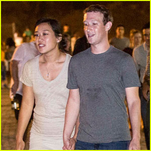Mark Zuckerberg & Wife Priscilla Tour Rome After Meeting Pope Francis