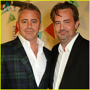 Matt LeBlanc Talks His Forever Friendship With Matthew Perry