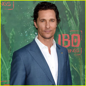 Matthew McConaughey Premieres 'Kubo & the Two Strings'