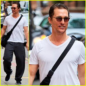 Matthew McConaughey Reflects on Rio Olympics 2016!