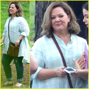 Melissa McCarthy Gets a New Co-Star in Chris Parnell
