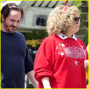 Melissa McCarthy Starts Filming 'Life of the Party' with Husband Ben Falcone
