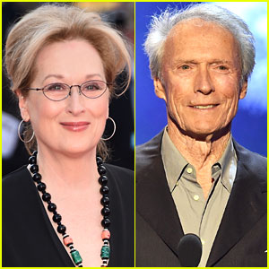 Meryl Streep Responds to Clint Eastwood's Political Views