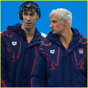 Michael Phelps & Ryan Lochte Advance to 200m IM Finals at Rio Olympics 2016!