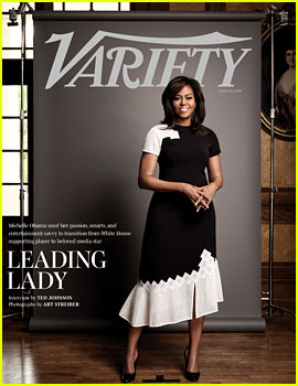 Michelle Obama: I View Myself as 'The Average Woman'