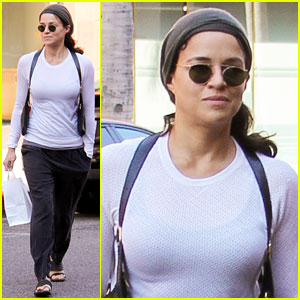 Michelle Rodriguez Says She's Really Good at Spotting Donald Trump Supporters