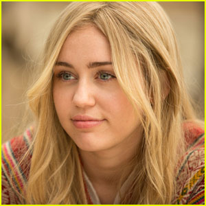 Miley Cyrus is a Natural Beauty in New Stillls for Woody Allen's Amazon Series 'Crisis in Six Scenes'