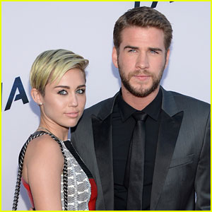 Miley Cyrus & Liam Hemsworth Celebrate Samantha Hemsworth's Birthday!