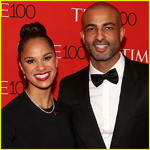 Ballet Dancer Misty Copeland & Partner Olu Evans Get Married!