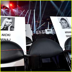 MTV Video Music Awards 2016 - Celeb Seating Chart Revealed
