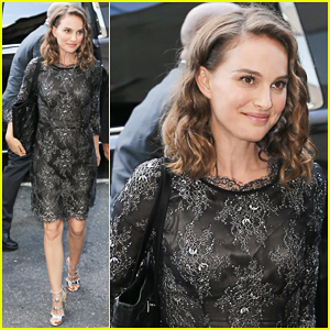 Natalie Portman On Watching Herself: 'The Less I'm In A Movie, The More I Like It'