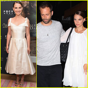 Natalie Portman Says Directing is Similar to Motherhood