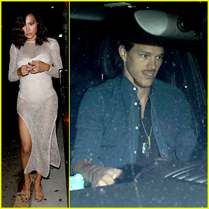 Naya Rivera Goes Sheer For Date Night With Ryan Dorsey