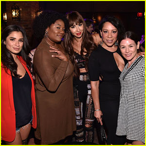 'OITNB' Ladies Support Jackie Cruz's Circle of Centaurs Show