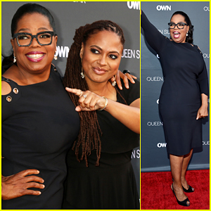 Oprah Winfrey Teams Up with Ava DuVernay At 'Queen Sugar' Premiere - Watch Trailer!