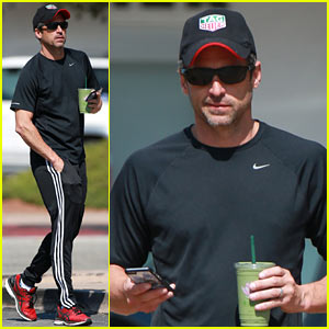 Patrick Dempsey Is Gearing Up For The Release Of Bridget Joness