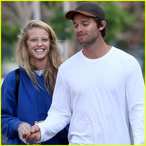 Patrick Schwarzenegger & Abby Champion Have a Guns N' Roses Date Night