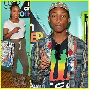 Pharrell Williams Says 'Individuality Is The New Wealth'!