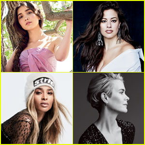 Rowan Blanchard, Ashley Graham & Other Women Define Themselves