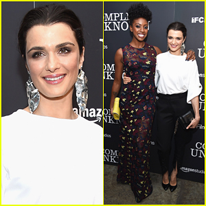 Rachel Weisz Says She's 'Really Happy' Being Herself!