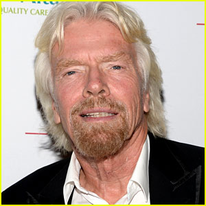 Richard Branson Almost Died in a Horrible Bike Accident