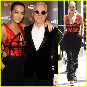 Rita Ora Calls Baz Luhrmann's 'The Get Down' A 'Masterpiece'!