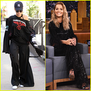 Rita Ora Says Her 'America's Next Top Model' Will See The Models Become 'Business Women'!