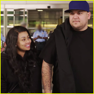 Rob Kardashian & Blac Chyna Debut First Look Of Reality Show 'Rob & Chyna' - WATCH!
