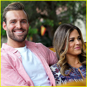 Robby Hayes Asks JoJo Fletcher's Parents for Their Blessing on 'The Bachelorette' Finale (Video)
