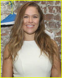 Ronda Rousey Is Ready to Head Back into the Ring