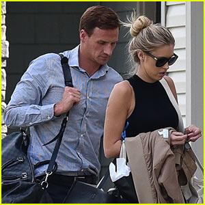 Ryan Lochte Steps Out With Kayla Rae Reid After Filming Matt Lauer Interview