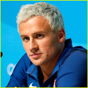 Ryan Lochte Charged By Rio Police for False Report of Robbery