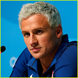 Ryan Lochte Stands By Rio Robbery Story Amid Police Doubt