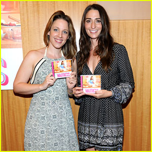 Sara Bareilles Hosts CD Signing & Performance for Her Broadway Show 'Waitress'