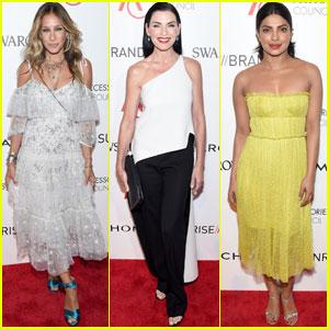 Sarah Jessica Parker, Julianna Margulies & Priyanka Chopra Shine at the ACE Awards