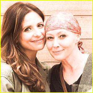 Sarah Michelle Gellar Supports Friend Shannen Doherty Amid Cancer Battle
